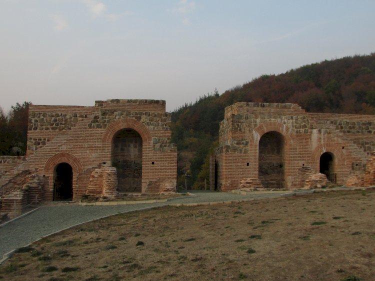 Траянови врата и връх Еледжик