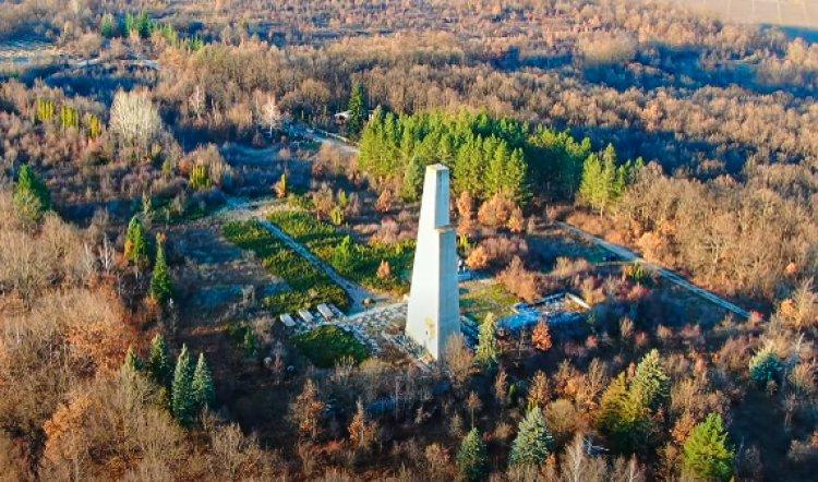 Забравените монументи от миналото: Мемориал Балова Шума
